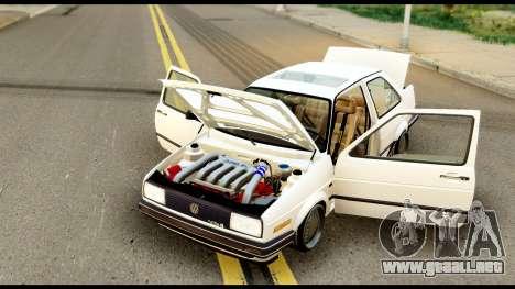 Volkswagen Jetta A2 Coupe para la visión correcta GTA San Andreas