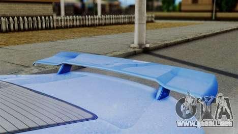 GTA 5 Dewbauchee Massacro Racecar para la visión correcta GTA San Andreas