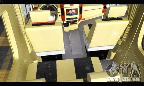 Mercedes Benz Sprinter Okul Tasiti V2 para la visión correcta GTA San Andreas