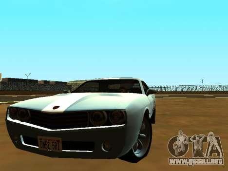 GTA 5 Bravado Gauntlet para GTA San Andreas left