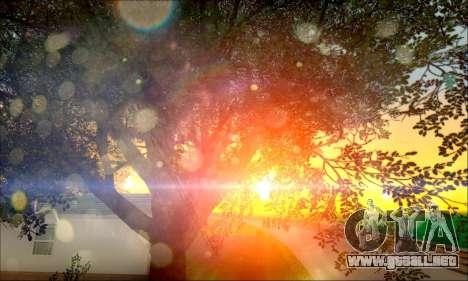White Water ENB para GTA San Andreas segunda pantalla