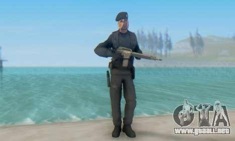 Boina Negra (FES) para GTA San Andreas tercera pantalla