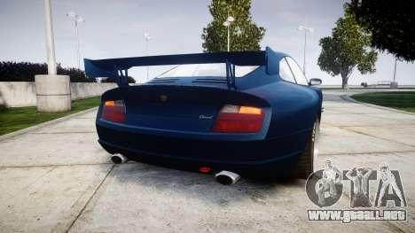 Pfister Comet GT v3.0 para GTA 4