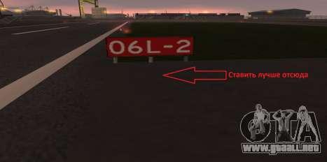 Landkreuzer P. 1500 Monster for SA:MP para GTA San Andreas quinta pantalla