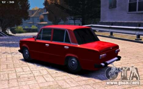 VAZ 2101 para GTA 4 left