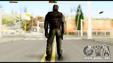 Counter Strike Skin 6 para GTA San Andreas segunda pantalla