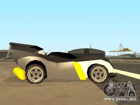 RC Bandit (Automotive) para GTA San Andreas vista hacia atrás