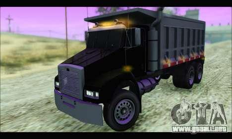 HVY Biff (GTA IV) para GTA San Andreas
