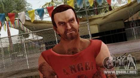GTA 4 Skin 41 para GTA San Andreas tercera pantalla