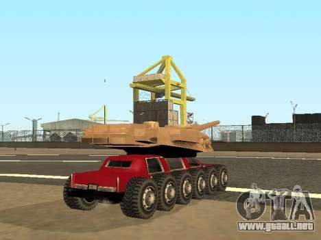 Tink Tank para GTA San Andreas left