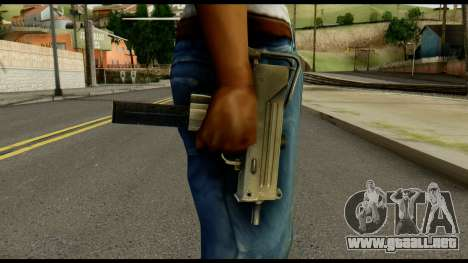 Ingram from Max Payne para GTA San Andreas tercera pantalla
