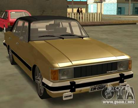 Chevrolet Opala 1980 para GTA San Andreas