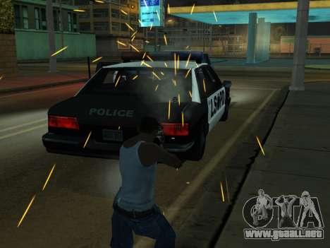 New Effects Pack White Version para GTA San Andreas décimo de pantalla