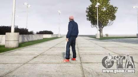 Ropa Americana dictador para GTA 4 segundos de pantalla