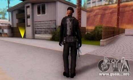 Boina Negra (FES) para GTA San Andreas segunda pantalla