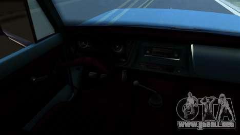 Chevrolet C30 para la visión correcta GTA San Andreas