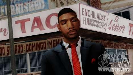 GTA 4 Skin 23 para GTA San Andreas tercera pantalla