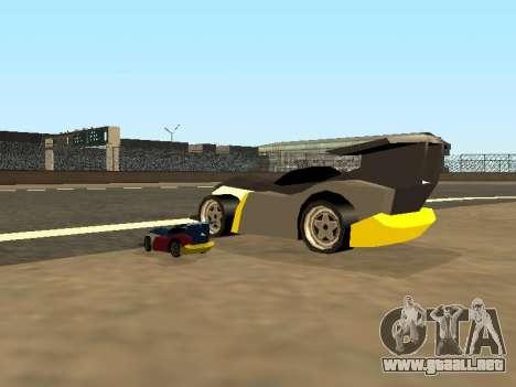 RC Bandit (Automotive) para vista inferior GTA San Andreas