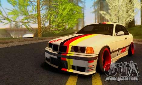 BMW M3 E36 German Style para GTA San Andreas