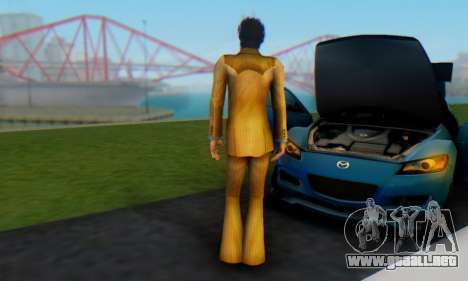 Dynasty Warriors 8 XLCE Li Dian DLC para GTA San Andreas quinta pantalla