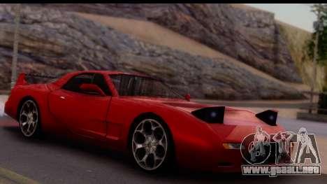 New ZR-350 (ZR-380) v1.0 para la visión correcta GTA San Andreas