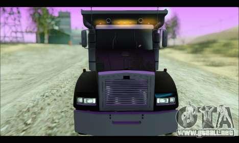 HVY Biff (GTA IV) para GTA San Andreas vista posterior izquierda