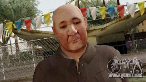 GTA 4 Skin 61 para GTA San Andreas tercera pantalla