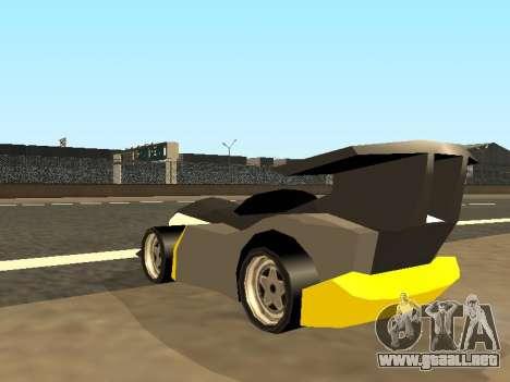RC Bandit (Automotive) para vista lateral GTA San Andreas