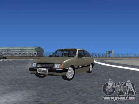 Chevrolet Chevette Hatch para el motor de GTA San Andreas