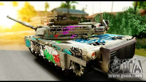 M1A2 Abrams para GTA San Andreas