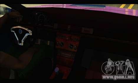 Bravura AWD Turbo para la visión correcta GTA San Andreas