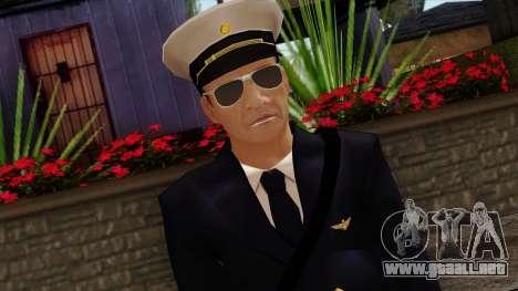 GTA 4 Skin 28 para GTA San Andreas tercera pantalla