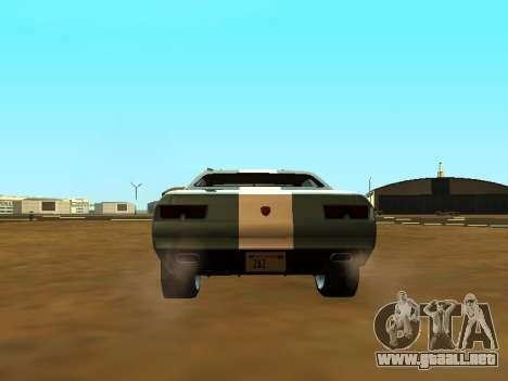 GTA 5 Bravado Gauntlet para la vista superior GTA San Andreas