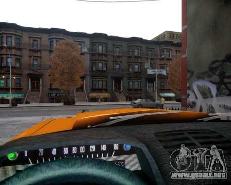 Moskvich 412 Monstruo para GTA 4 visión correcta