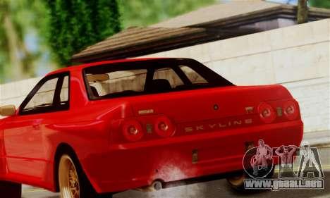 Nissan Skyline Stance para GTA San Andreas left