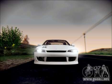 Nissan Silvia S15 Roux para vista lateral GTA San Andreas