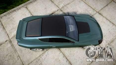 Dewbauchee Super GTR para GTA 4 visión correcta