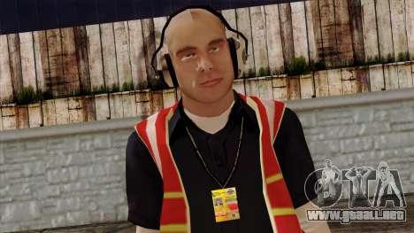 GTA 4 Skin 17 para GTA San Andreas tercera pantalla