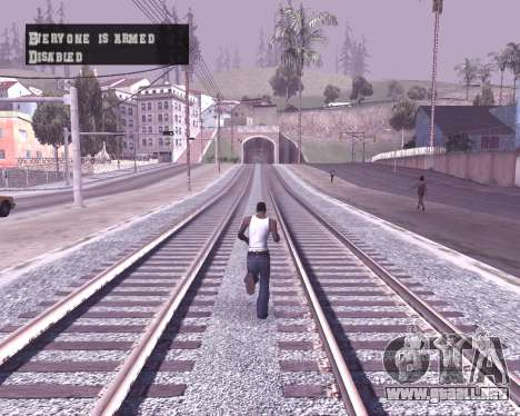 Colormod by Shane para GTA San Andreas tercera pantalla