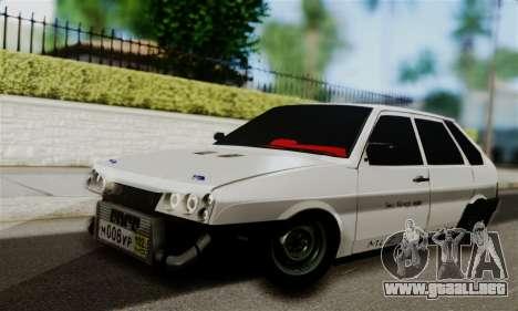 VAZ 2109 para GTA San Andreas