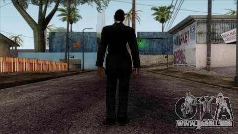 GTA 4 Skin 23 para GTA San Andreas segunda pantalla