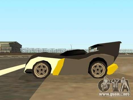 RC Bandit (Automotive) para la visión correcta GTA San Andreas