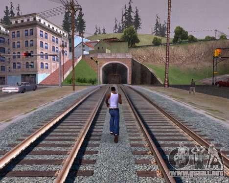 Colormod Dark Low para GTA San Andreas