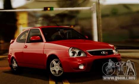 Lada Priora Sport para GTA San Andreas