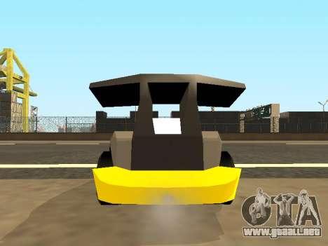 RC Bandit (Automotive) para visión interna GTA San Andreas