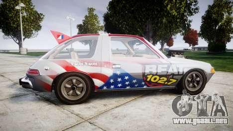 AMC Pacer para GTA 4 left