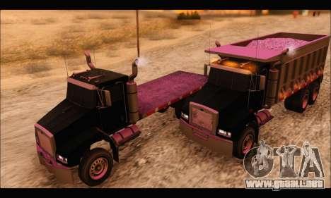 HVY Biff (GTA IV) para la visión correcta GTA San Andreas