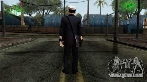 GTA 4 Skin 28 para GTA San Andreas segunda pantalla