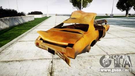 Twisted Classique Semental 2Gen para GTA 4 tercera pantalla