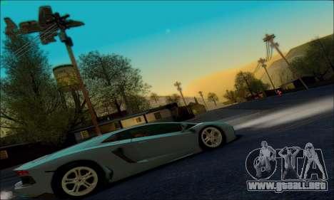 White Water ENB para GTA San Andreas tercera pantalla